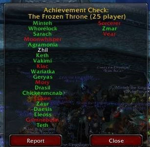 Аддон Achievement Check для WoW 7.1.5