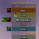 Аддон Raid Assist (Iskar Assist) для WoW 7.3.0
