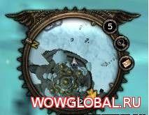 Аддон rMinimap для WoW 7.0.3